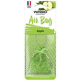Ароматизатор Air Bag Apple (Яблоко) гранулы 20g Winso (531550)