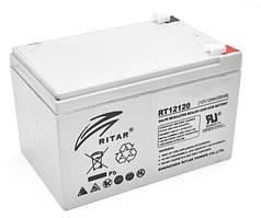 Акумулятор AGM RITAR RT12120 12V 12Ah