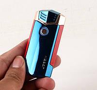 USB зажигалка электроимпульсная (ЮСБ-120-11), фото 1