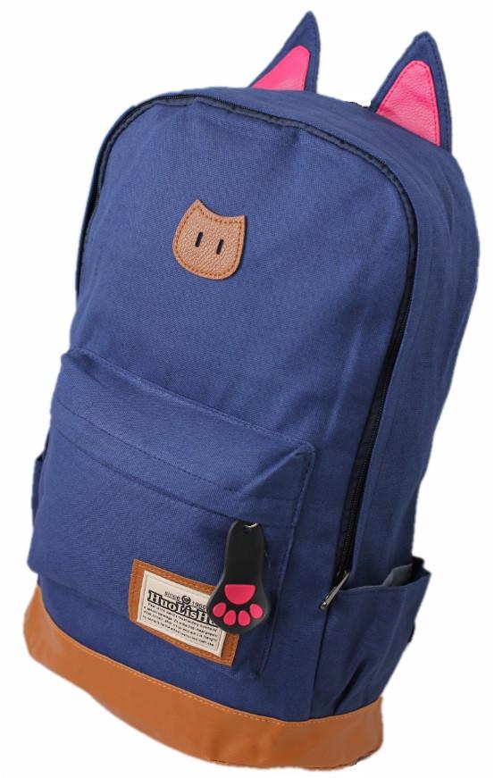 Рюкзак городской Kitty FR00130 Темно-Синий (tau_krp285_00130ss)