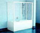 Шторка для ванной на 3 секции, фото 8