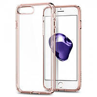 Чехол Spigen Ultra Hybrid Apple iPhone 7 Plus, iPhone 8 Plus Rose Crystal (043cs21136)