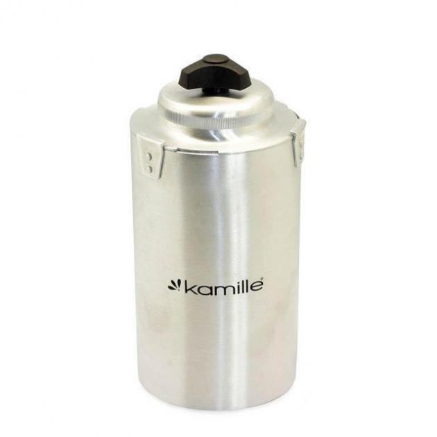 Ветчинница алюминиевая 1.5 л Kamille KM-6505 форма для приготовления ветчины