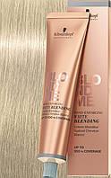Осветляющий бондинг-крем для седых волос Schwarzkopf Prof Blondme Bond Enforcing White Blending Ice - 60мл
