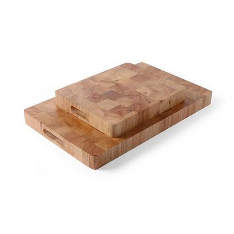 Доска деревянная, GN 1/1, 530x325x(H)45 мм 506905 Hendi (Нидерланды), фото 2