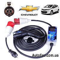 Зарядное устройство для электромобиля Chevrolet Bolt EV AutoEco J1772-32A-Wi-Fi, фото 1