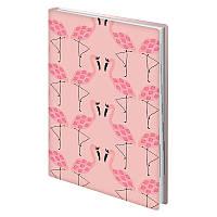 Ежедневник датированный Brunnen 2020 Стандарт Flex Trend Flamingo