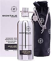 Тестер Montale Aoud Lime (унисекс) 100 мл