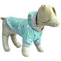 Курточка для собаки утепленная Весна, фото 1