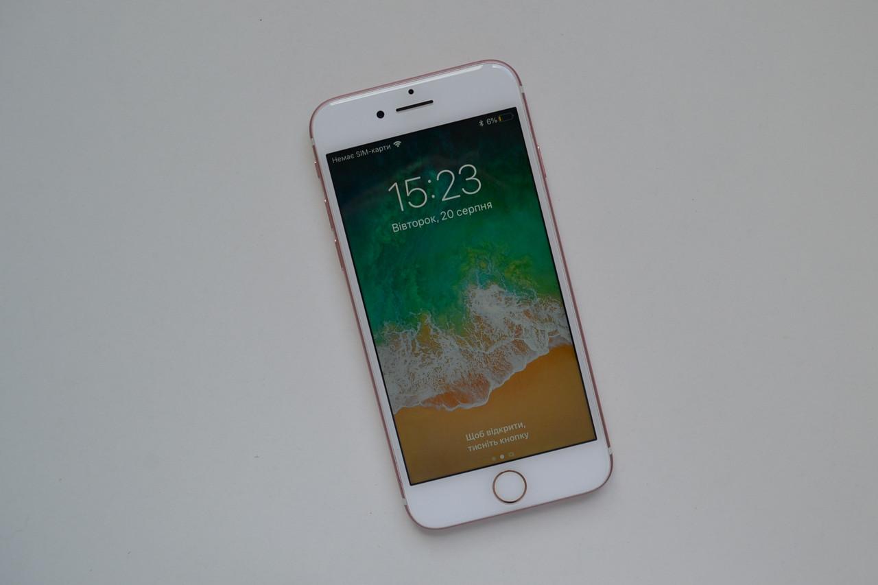 Apple iPhone 7 128Gb Rose Gold Neverlock Оригинал!
