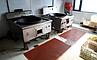 Резиновый ресторанный ковер 900*1500*12 мм КМ102 красный, фото 4