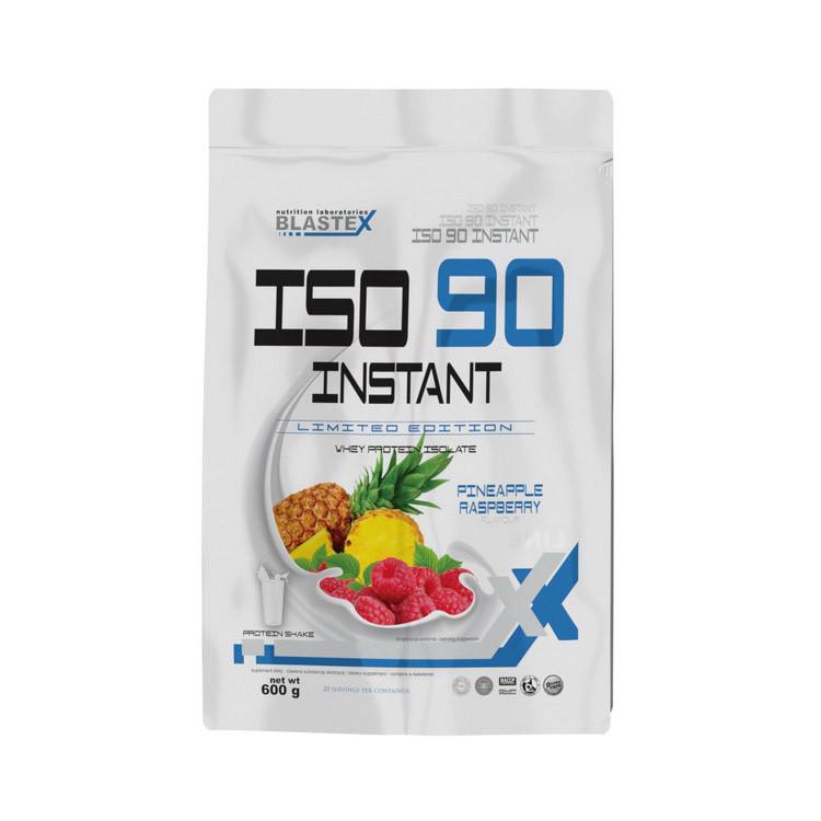 Протеин Изолят ISO 90 Instant (600 g) BLASTEX