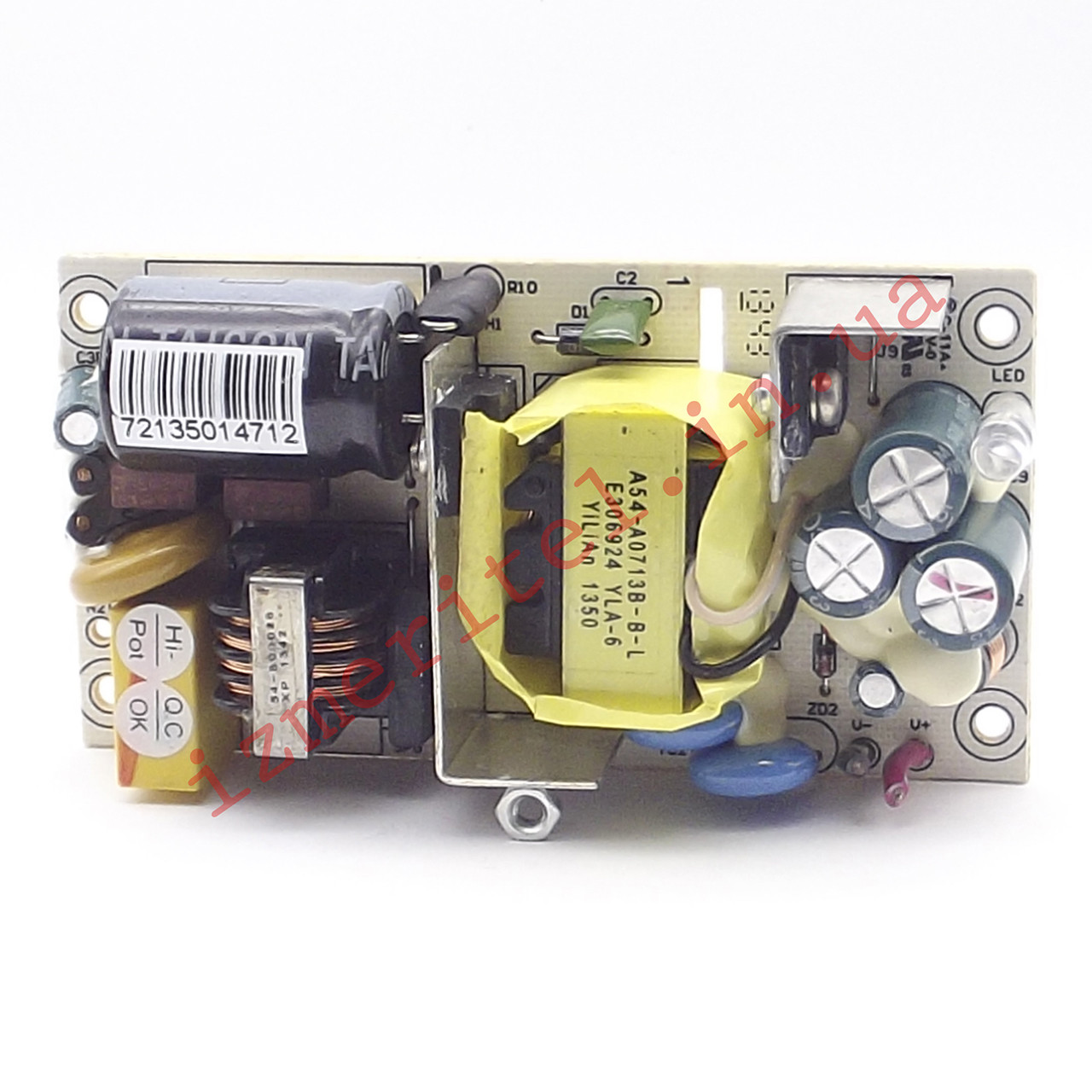Модуль питания 24В 2А 48Вт