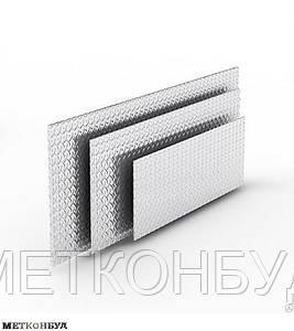 Алюминиевый лист рифленый 1х1000х2000 мм