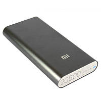 Портативный аккумулятор Xiaomi Mi Power Bank 20800 mAh (черный)