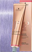 Тонирующий крем для светлых волос Schwarzkopf Professional BlondMe Blonde Toning Lilac - 60 мл