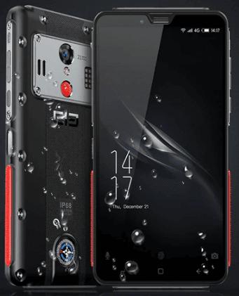 Elephone Soldier 6+128 GB +5000mAh