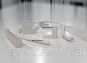 Силиконовый профиль термостойкий до + 250ºС (изготовление), фото 3