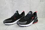 Мужские кроссовки Nike Air Max 270 (черно/красные), фото 5