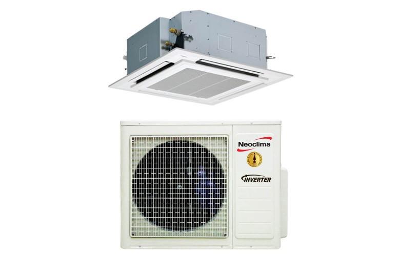 Сплит-система кассетного типа Neoclima NTSI24EH1/NUI24EH1/NTP-24-60AHe