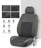 Чехлы на сиденья EMC-Elegant Fiat Doblo (1+1) c 2010 г