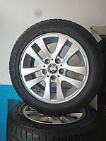205/55/R16 BMW Комплект литые диски + шины 4шт. Лето