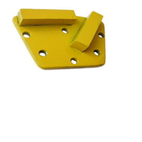Фреза шлифовальная алмазная для финишной шлифовки слабого бетона SRH 2-120 для машины GPM 240/400/500/750