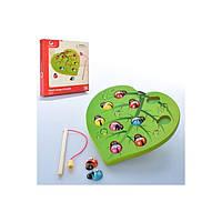 Деревянная игрушка рыбалка Fun Toys MD 2121