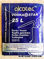 Alcotec Дрожжи спиртовые Vodka Star, фото 1