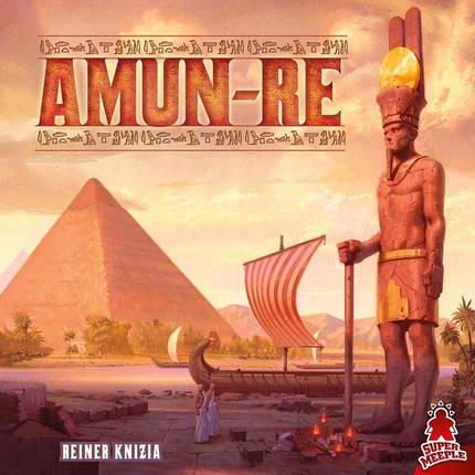 Настольная игра Amun-Re (Амон-Ра), фото 2