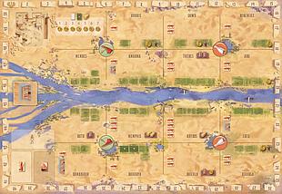 Настольная игра Amun-Re (Амон-Ра), фото 3