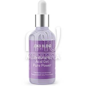 Сыворотка для лица Hyaluronic Acid Gel Pure Power Joko Blend, 30 мл