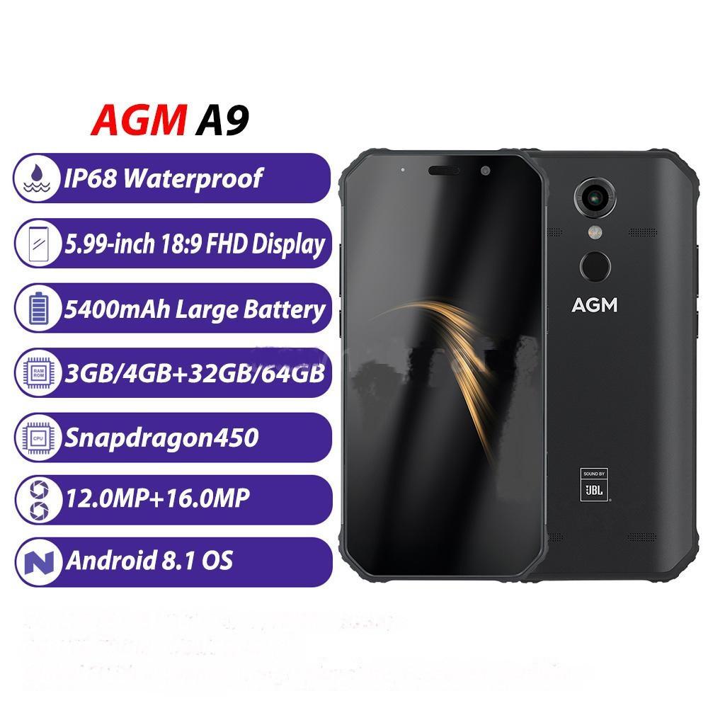 AGM A9 + JBL+ 4/32GB