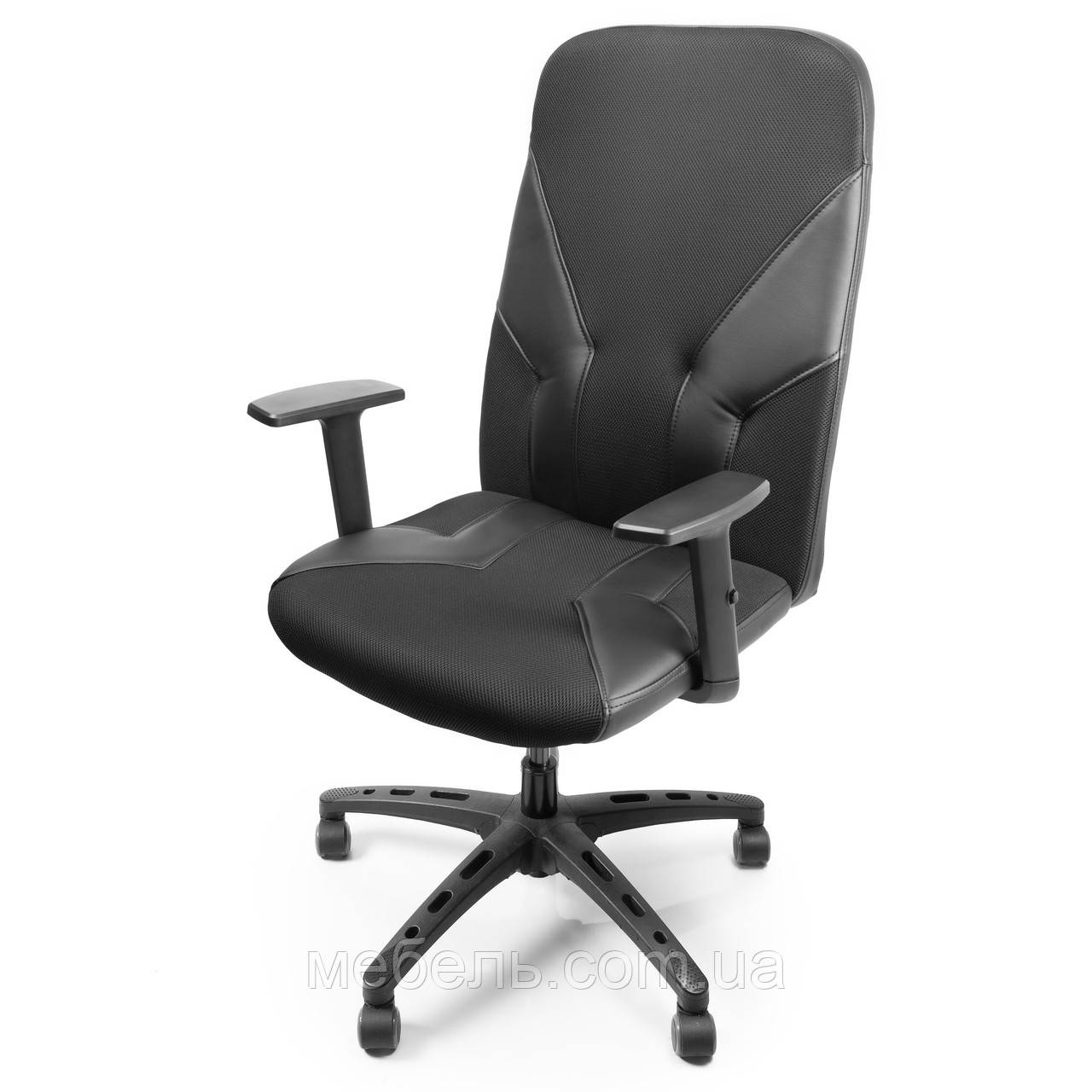 Офисное кресло Barsky for Office Black For-01