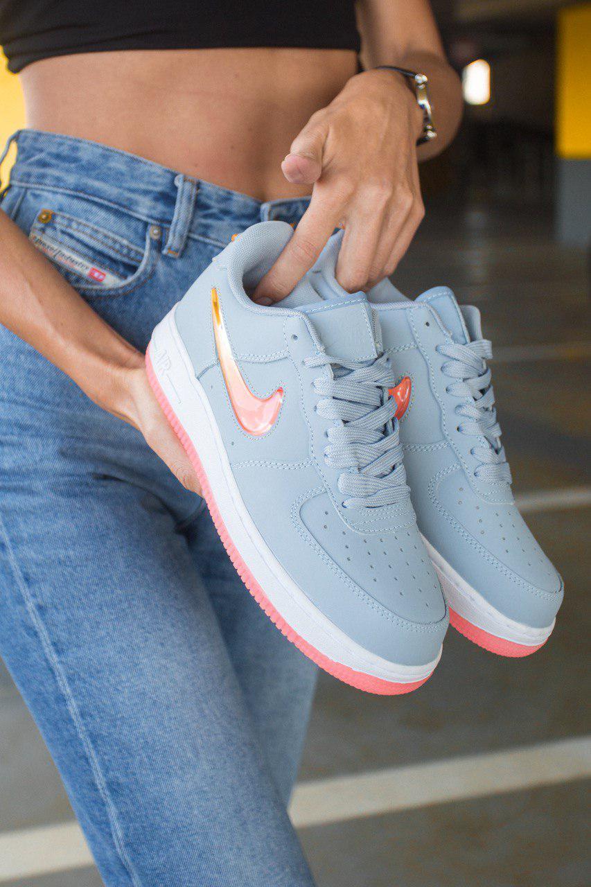 Женские кроссовки Nike Air Force Jewell, Реплика