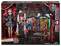Набор Рошель Гойл Арена страха Цирк Monster High Freak du Chic Circus Scaregrounds and Rochelle Goyle