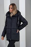 Короткая зимняя куртка синего цвета Towmy 3220, фото 1