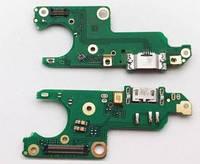Шлейф Nokia 6 Dual Sim TA-1021, TA-1033 з конектором зарядки та мікрофоном (High Copy)