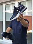 Мужские кроссовки Nike Air Max 270 (сине-белые), фото 3
