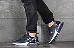 Мужские кроссовки Nike Air Max 270 (сине-белые), фото 6