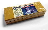 Пластилин скульптурный 400г (цвет оливковый)