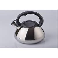 Чайник из нержавеющей стали 3л Aisi 201 Novo, фото 1