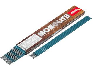 Електроди (Е50) МОНОЛІТ PROFESSIONAL  3мм,  (2,5 кг/уп)