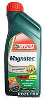 Моторное масло синтетика Castrol (кастрол) Magnatec 5W-40 A3/B4 1л