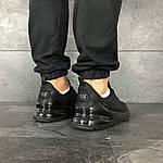 Мужские кроссовки Nike Air Max 270 (черные), фото 5