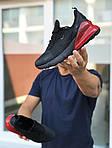 Мужские кроссовки Nike Air Max 270 (черно-красные), фото 2