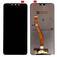 Дисплей (модуль) Huawei P Smart Plus, Nova 3i, INE-LX2 черный