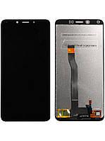 Дисплей (модуль) Xiaomi Redmi 6, 6A черный