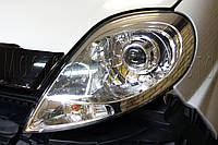 Renault Trafic II - установка биксеноновых линз Koito