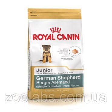 Корм Royal Canin для щенков и юниоров немецкой овчарки | Royal Canin Puppy German Shepherd 3,0 кг, фото 2